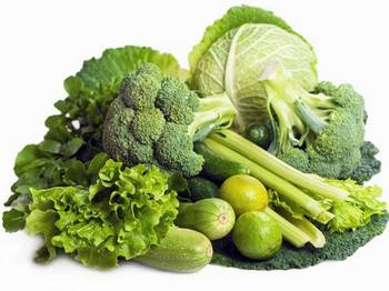 Sayuran Hijau Gelap